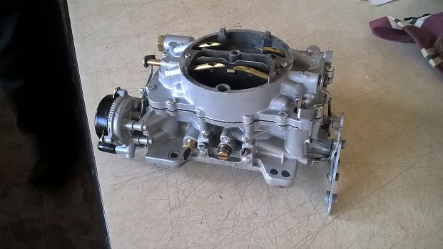 C2 Cadillac Rebuilt Carter Carb Click here for more info/buy