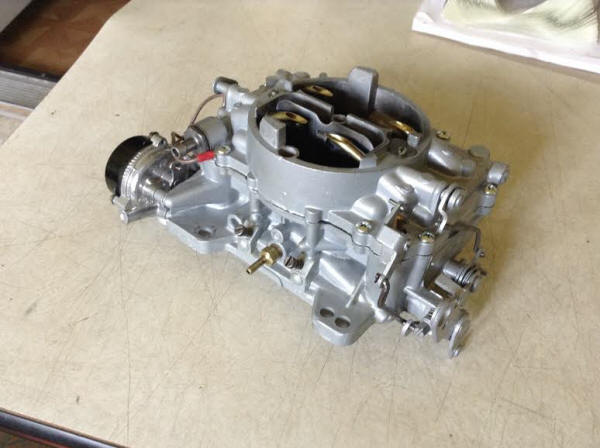 C3 AFB Rebuilt Carburetor for Corvette